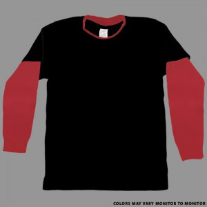 JUVY BLACK RED
