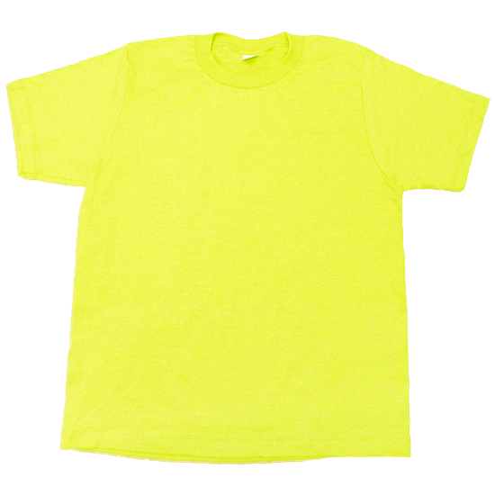 NEON YELLOW HEATHER