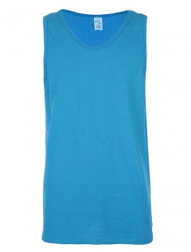 TURQUOISE HEATHER FRONT